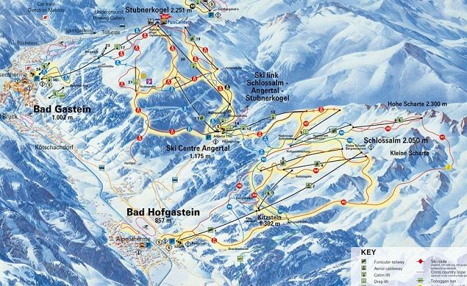Bad Gastein Bad Hofgastein